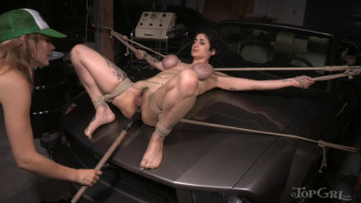 Arabelle Raphael Stranded, Stripped, And Serviced (2015)