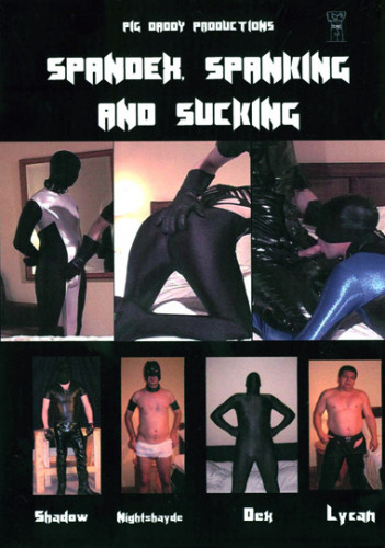 Spandex Spanking And Suckking