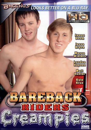 Bareback Riders Creampies – Mason Winters, Jesse Bryce, James Doom