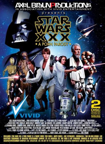 Star Wars XXX A Porn Parody (2015)