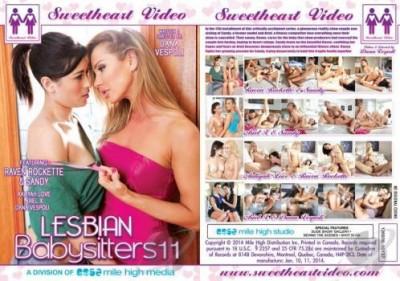 Lesbian Babysitters Vol. 11