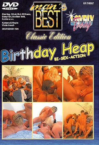 Birthday Heap: Bi-Sex-Action