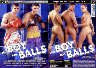 The Boy Has Balls - Beautiful Men