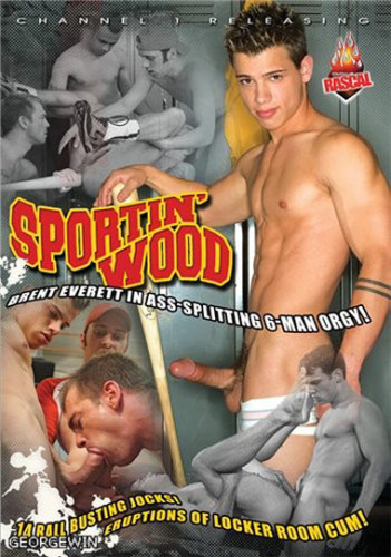 Sportin' Wood - free gay cartoon gallery.