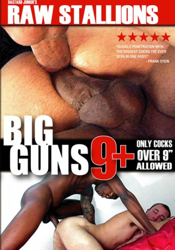 Slut Machine, Raw Stallions - Big Guns 9 Plus