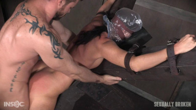 India Summer's is strapped