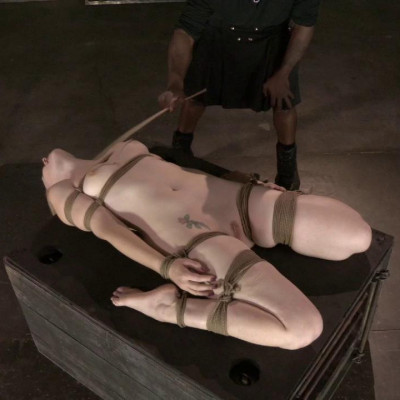HT — Blondie in Bondage — Delirious Hunter — January 28, 2015
