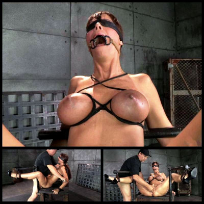 Restrained In Strict Device Bondage (15 Oct 2014) Sexually Broken