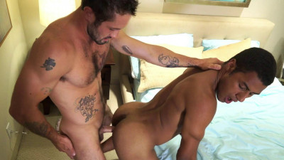 Dominic Santos Breaks In Jeff Powers