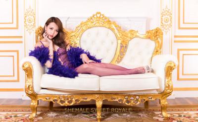Shemale Sweet Royale Megumi 2017