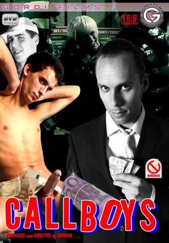 Callboys - hot scene, bareback, denis reed