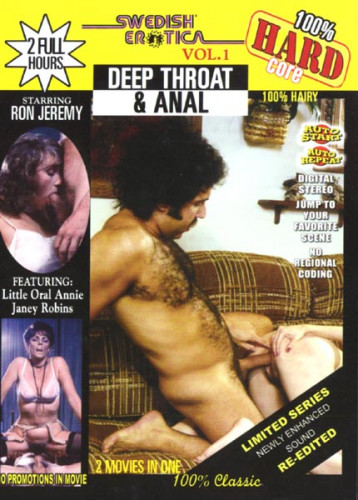 Swedish Erotica Hard 1 Deep Throat & Anal (1985)