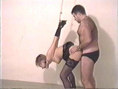 Amateur Classic Bondage