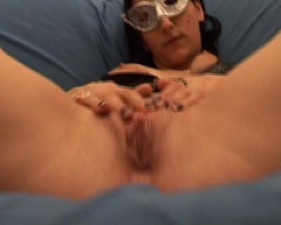 Mask masturbation