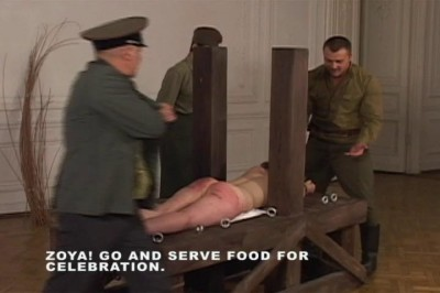 Russian Slaves Vol.88 - Punishment for hooch Part 1