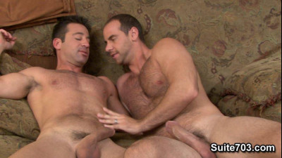 Suite703 Girth Brooks and Sean Stavos