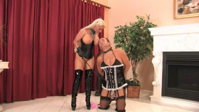 Femdom X Ep.09 - Sissy Maid Part 2