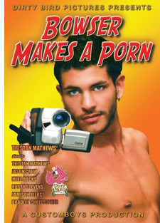 Bowser Makes A Porn