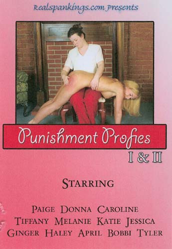 Punishment Profies I & II DVD
