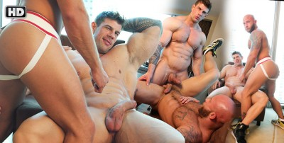 Zeb Hot Fuck Scene with Drake Jade (Zeb Atlas, Drake Jaden)
