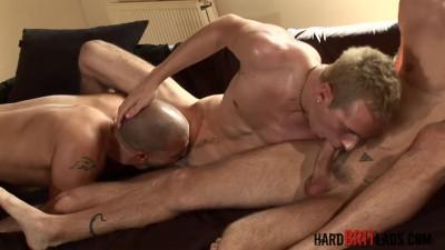 Hardbritlads – GangBang – Justin Harris, Leo Helios, Luke Desmond, Matt Brooks