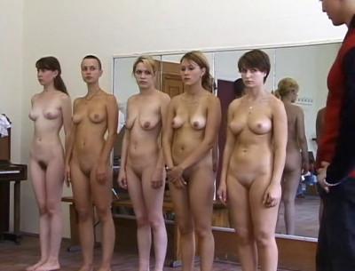 Russian Slaves 41 - Sport School 1