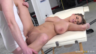 Nice Girl Needs A Help Of The Trainer