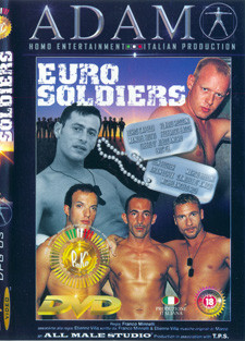 [All Male Studio] Eurosoldiers vol1 Scene #5
