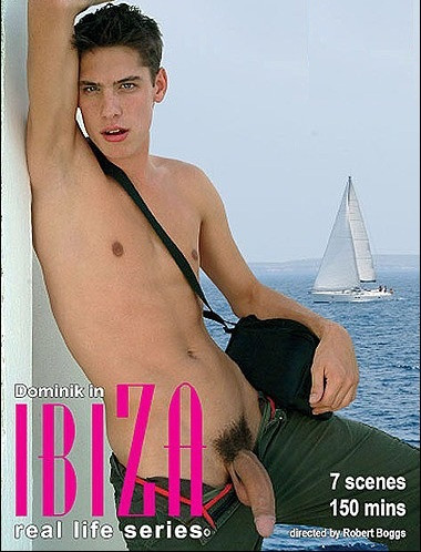 Sexy Dominik In Ibiza