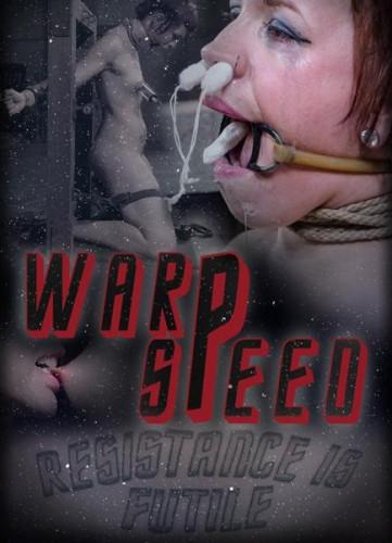 Elizabeth Thorn, Violet Monroe – Warp Speed Part 1