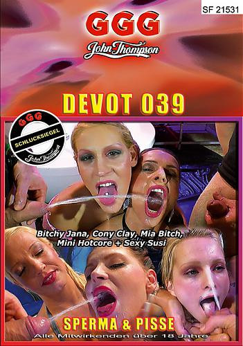 Devot  039 - Sperma & Pisse (2014)