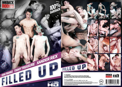 Bareback Rookies – Filled Up FHD (2017)