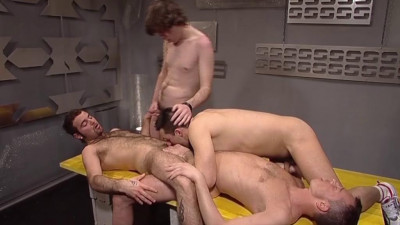 [All Male Studio] Gay party shoes fetish Scene #1