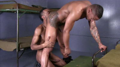 Chase Coxxx and Colin Black