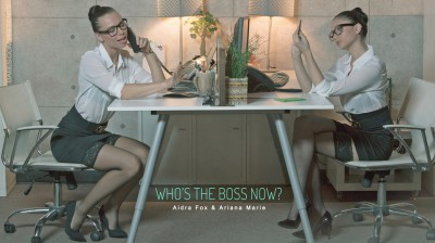 Aidra Fox, Ariana Marie: Who's The Boss Now