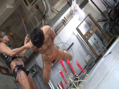 Black Hole 9 – Rope Bondage Torture – Asian Gay, Hardcore, Blowjob