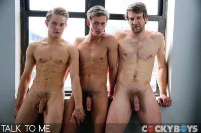 Talk to Me (Colby Keller, Jett Black, Kevin Warhol)