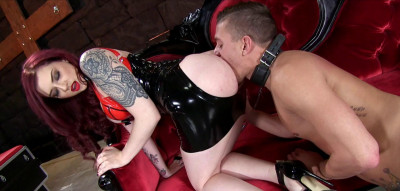 Sexy Ambers Pleasure Slave