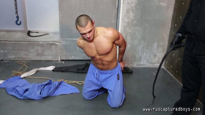 RusCapturedBoys - Three Lessons for Judoist Vitaly 1