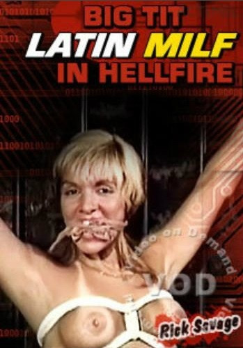 Big Tit Latin MILF In Hellfire