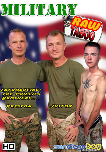 San Diego Boy Productions - Military Raw Taboo