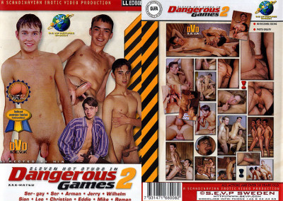 S.E.V.P. Pictures – Dangerous Games Vol.2 (2003)