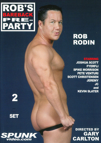 Rob's Bareback Pre-Party 1