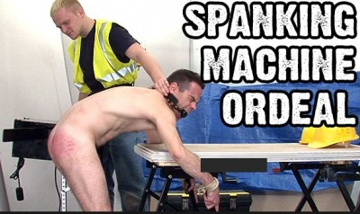 Session 52 - Spanking Machine Ordeal