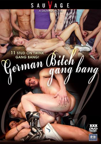 German Bitch Gang Bang
