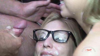 Barfuck - Hottie Kitty Blair and Naughty Natalie