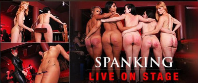 Mood Pictures   Spanking Live on Stage [HD]