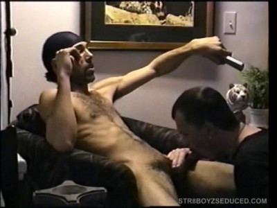 Enrique Fucks Man Face