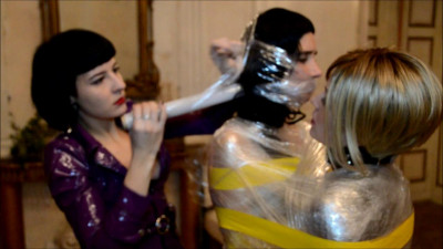 Vip Gold Magic Collection Of Bondage Education. Part 3.