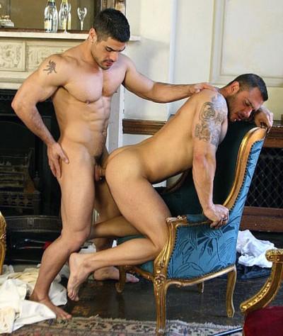 Pedro Andreas & Daniel Marvin in the scene Libertines (540p)